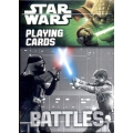 Star Wars Battles -Batallas playing cards
